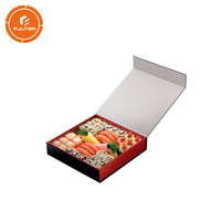 Japanese paper sushi take out container box wholesale