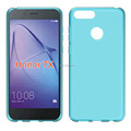 clear Transparent soft mobile phone case for Huawei honor 7X tpu back cover