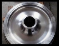 Railway Forged Wheel, Railway Wrought Wheel, Railway Casting Wheel for South Africa