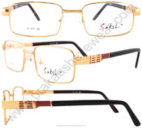 Eyeglasses new stylish metal optical frame