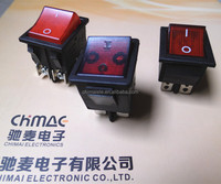 Kcd4 rocker switch series 4 pin rocker switch electrical switch manufacturers