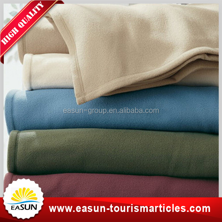 Anti Static Soft Anti-pilling china polar fleece blanket Wholesale for promotion