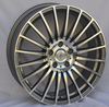20 inch 5x112 5x120 cb72.6 alloy wheel