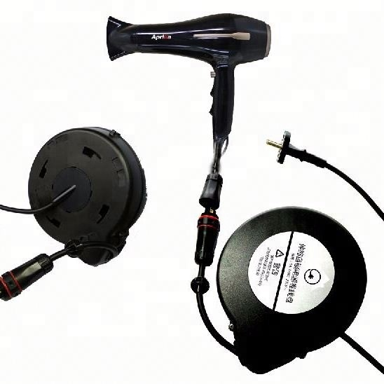 Retractable Extension Cord Reel >> Power Cable Extension Cord Reels Retractable For Hair Dryer Dyh 1606