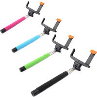 Monopod Selfie Stick With Bluetooth Remote Shutter,bluetooth selfie stick.html