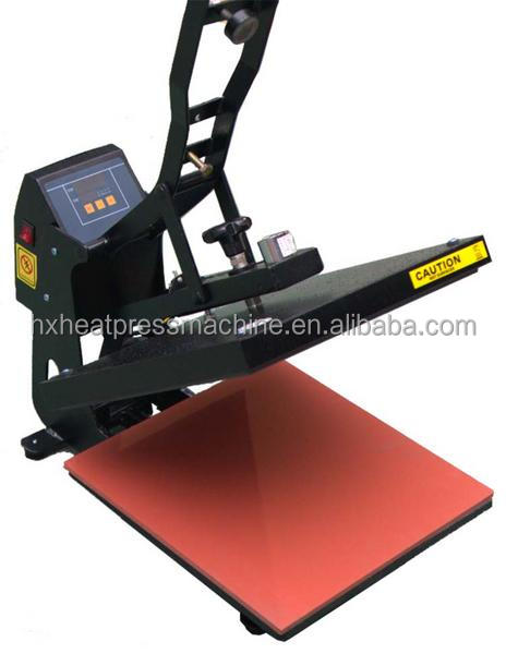 QX-AA4 heat tranfer machine manual high pressure heat press