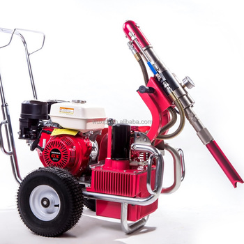 13.5L/min Airless Paint Sprayer with Hydraulic Pump