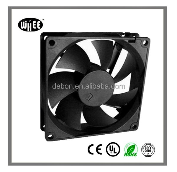 2016 hotselling ADDA 12v computer CPU brushless 12v dc brushless cooling cooler exhaust fan price