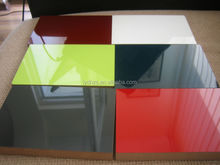 Acrylic Doors and Drawer Fronts