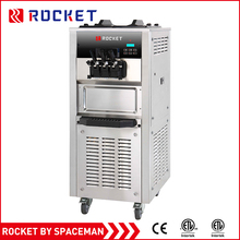 mexican low noise milk ice cream machine for sale