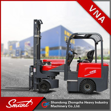 VNA Narrow aisle articulated forklift electric powered lifting truck