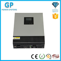 GP 3KVA PWM 12V 230V dc to ac solar home system inverter