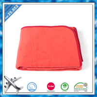 China polar fleece bright light home winter party blanket wholesale