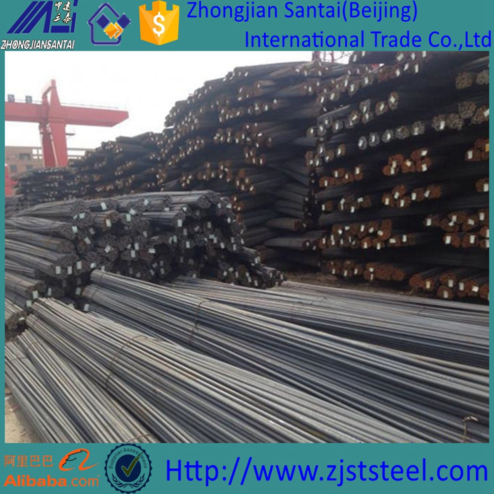 New Products Good Quality Low Price HRB400 Screw-Thread Steel Bar