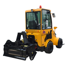 New tractor three point linkage wheel loader