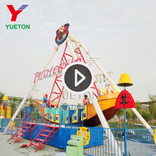 Kids Cheap China Fairground Amusement Park Machines Games Ride Real Galleon Pirate Ship Boat Ride For Sale