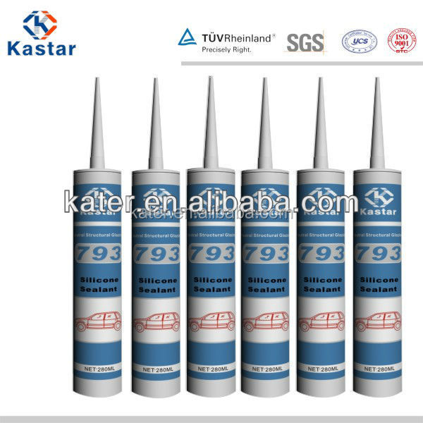 793 Structural Glazing Silicone Sealant