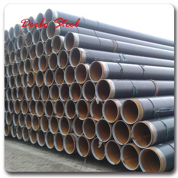 a & a manufacturer integrated heat insulated pipe insulation steel pipe API 5L GR.B