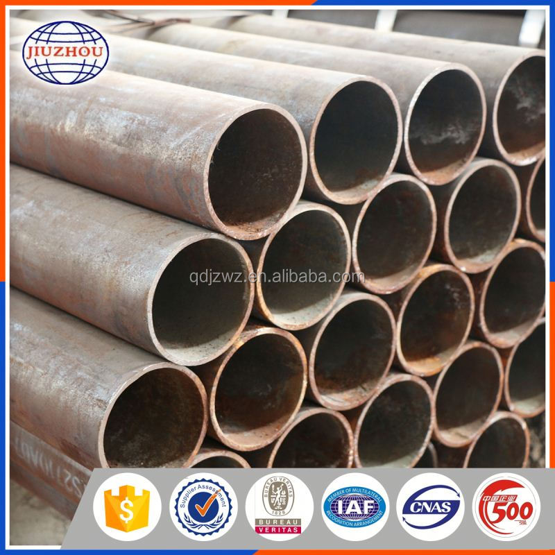 With Two Factories Widely Used Large Diameter Carbon Seamless Steel Pipe