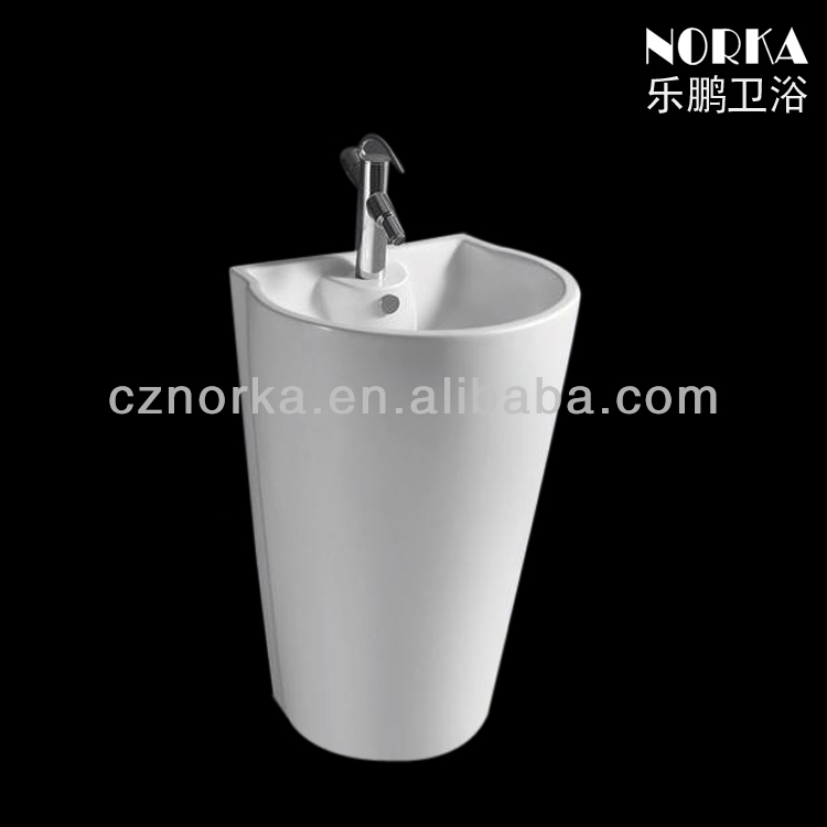 foshan ceramic art wash basin New design OEM service provided