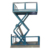 5m lifting height portable stationary hydraulic scissor lift