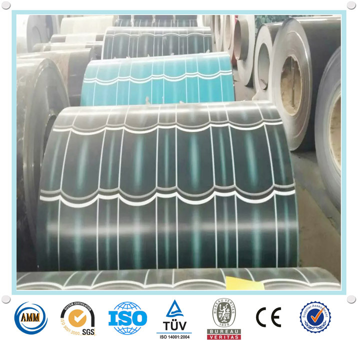Good Price of prepainted steel coil/color coated steel coil/ prepainted galvanized steel coil from China supplier