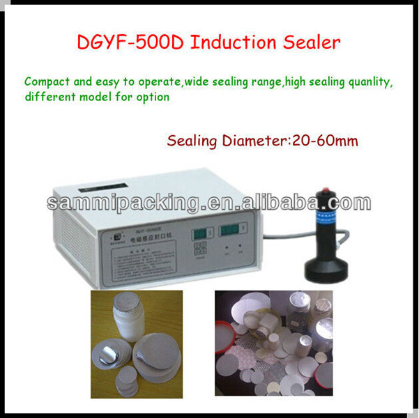 china manufacturer low price hand bottle cap sealing machine/plastic film sealer/aluminum foil container sealing machine