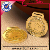 Promotional metal sport chocolate medals