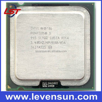 Used intel CPU pentium D PD 805 915 925 945 950 and so on