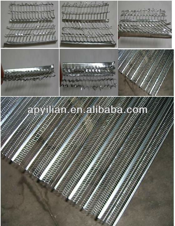 China MT 610mm 5mm fast ribbed formwork from factory