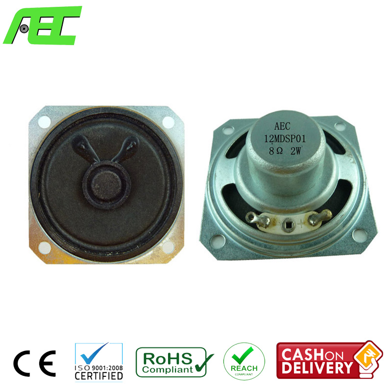 Full range Paper cone loudspeaker 8ohm 3w 50mm speaker