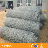 (iso9001 :2008)2015 Hot Sale Alibaba China High Quality And Low Price Galvanized Gabion Box