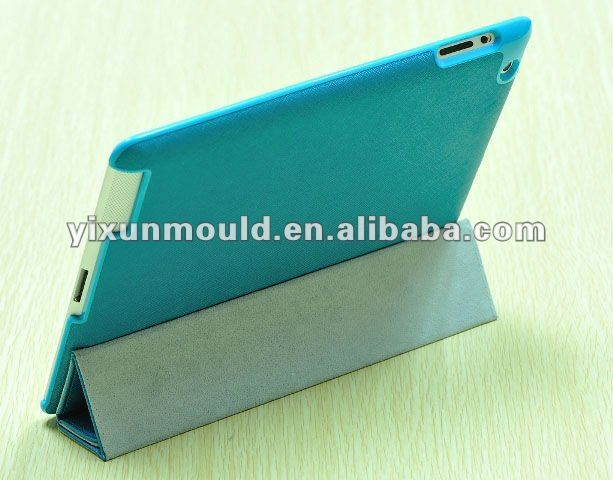 Plastic injection mould for Ipad protector case