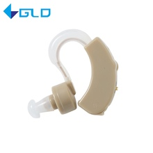 high frequency hearing amplifier wireless hearing aid with batteries 312