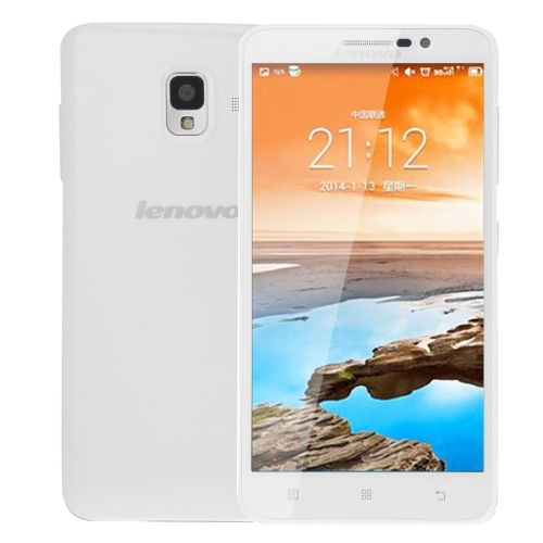 Original Lenovo A850+ 3G Network Smart Phone 4GB ROM 1GB RAM, 5.5 inch MTK6592 8 core 1.7GHz Mobile Phone