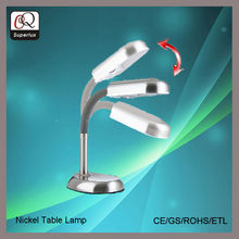 Flexible reading table lamp,writing table lamp,daylight table lamp