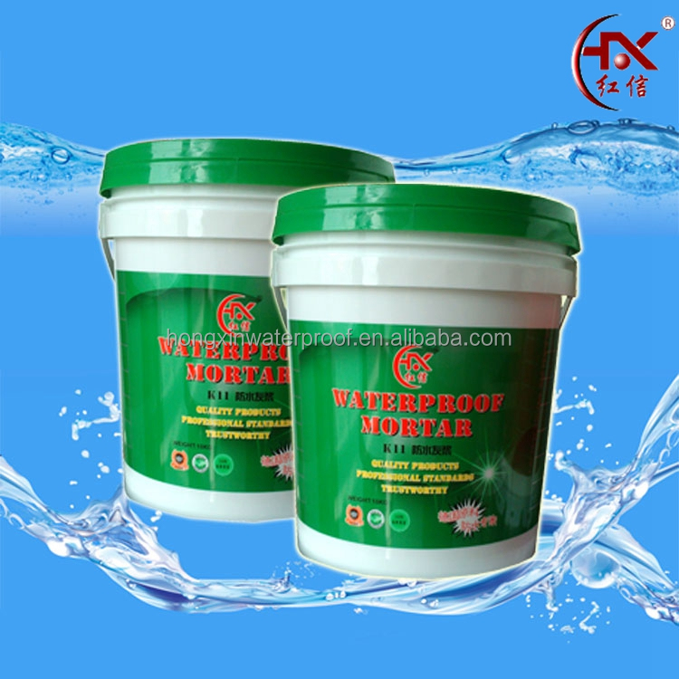 K11 Liquid Polymer Acrylic Polymer Resin Polymer Cement Waterproof Coating
