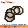 Cheap sale OEM approvel High Performance auto parts motorcycle /Tricycle Clutch Plate