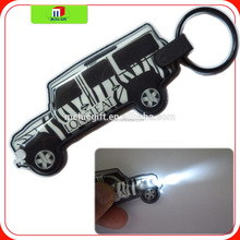 Custom car led light,car led light keychain,car led light key chain