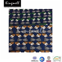 Textile 100% Polyester Spandex Digital Print Knitted Fabric For Dress