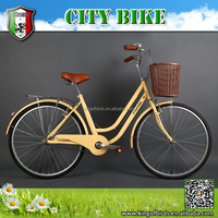 2016 26 cheap city bicycle, city cycling