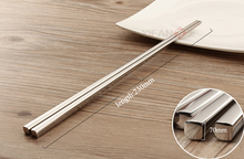 Chopsticks with logo