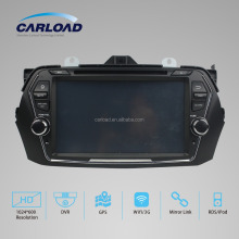 double din car dvd player for Suzuki CIAZ 2 din car dvd gps with radio bluetooth car dvd