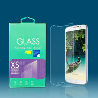 for samsung galaxy young s3610 screen protector with best Japanese AB glue