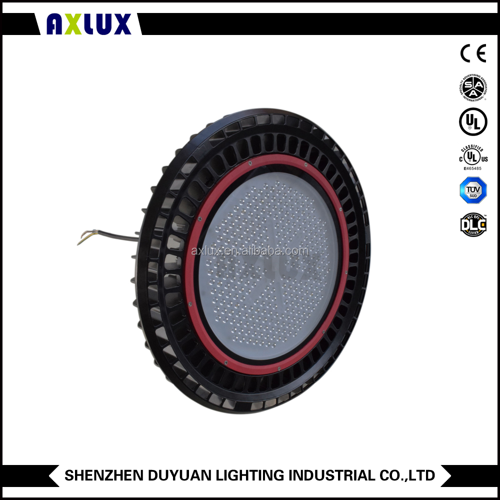 Shenzhen Meanwell driver IP65 5 years warranty 240W ufo led high bay