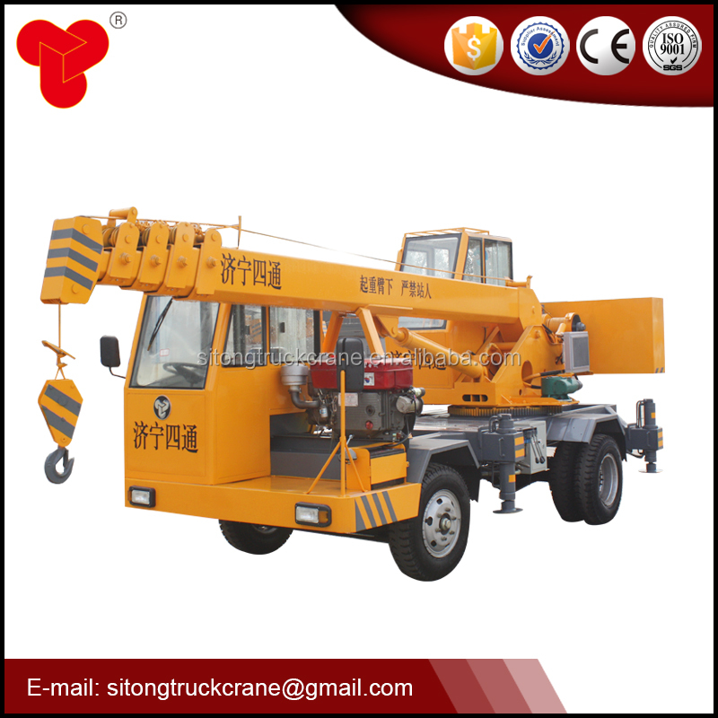 4 Ton Lifting Capacity Small Manual Crane