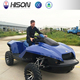 Hison top selling popular Touring sit on atv 4x4