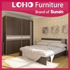 Wood Commercial Furniture Hotel 5 Star /hotel Furniture Set/hotel Bed Room Furniture Modern