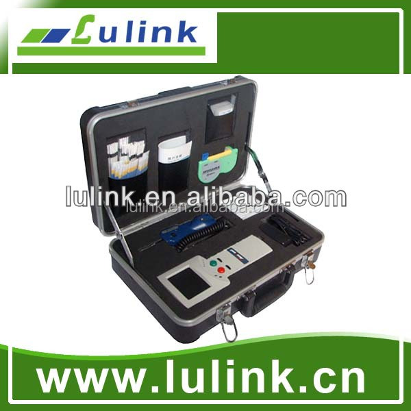 Fiber Optic Inspection & Cleaning Systems Video Inspection Microscope fiber tool kit