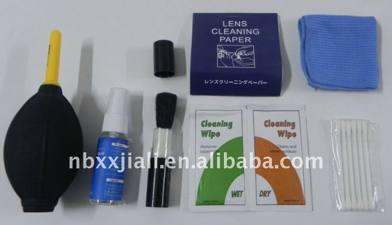 Lens Cleaner & Cleaning Kit